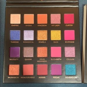 Sephora Makeup - ELOISE THE QUEEN eyeshadow palette NWT